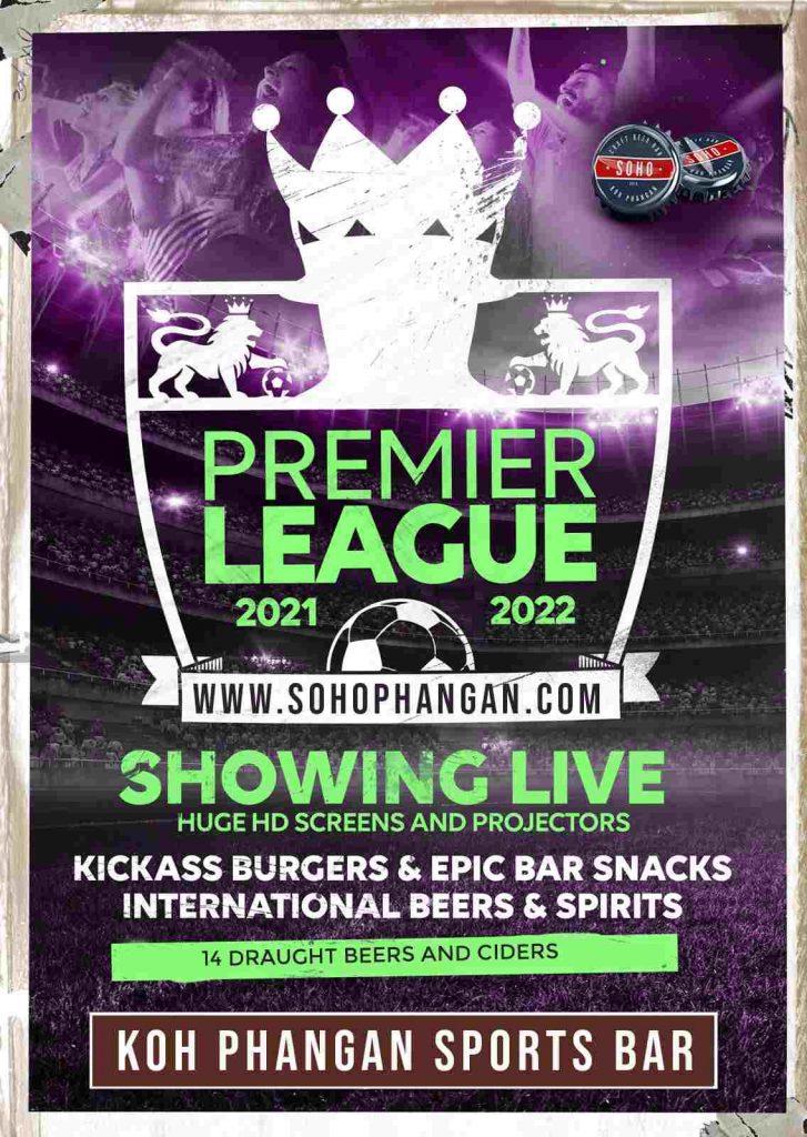 premier league phangan